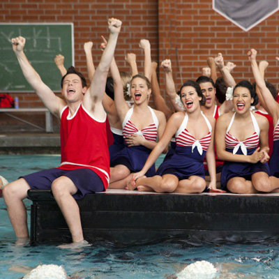 "Glee Recap, ""Yes/No"""