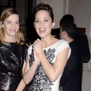 Marion Cotillard Pictures With Guillaume Canet