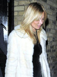 Kate Moss Rings in 38 With Jamie Hince and Stella McCartney