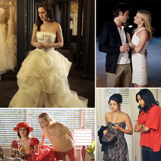 Winter TV Fashion From Gossip Girl, Revenge, and Hart of Dixie