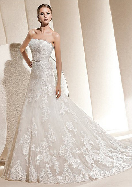 Wedding dress coco chanel dress ideas for Coco chanel wedding dress