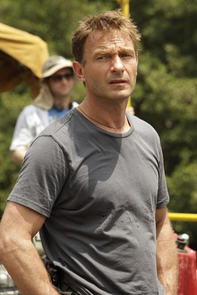Thomas Kretschmann in The River.