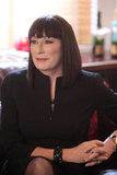 Anjelica Huston in Smash.  Photo Courtesy of NBC