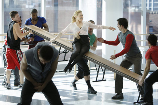 Megan Hilty in Smash.  Photo Courtesy of NBC