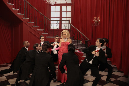 Blake Lively as Serena on Gossip Girl.  Photo courtesy of The CW