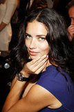 Adriana Lima looked gorgeous in Geneva.