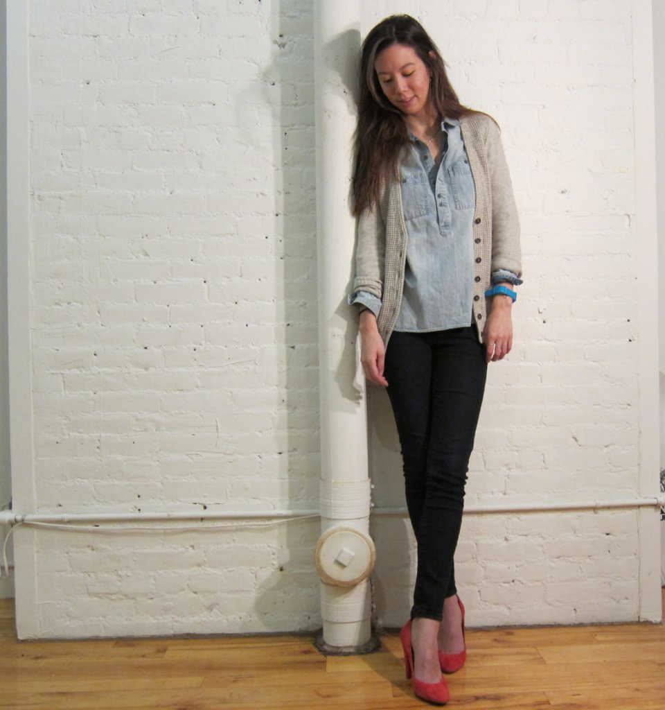 Madewell Rivet & Thread Denim Collection