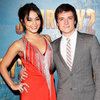 Vanessa Hudgens and Josh Hutcherson Pictures at Journey 2: The Mysterious Island Sydney Premiere