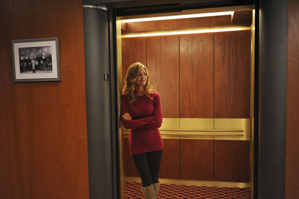 We can't wait to see Denise Richards make an appearance in the next two episodes of 30 Rock. Photo courtesy of NBC