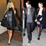 Jessica and Eric Celebrate Tina Simpson's Birthday With Vincent and Ashlee