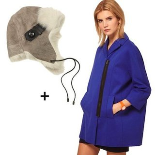 Cute Winter Jackets and Hats Combos 2012
