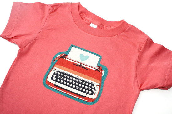 The Typewriter Tee ($22)