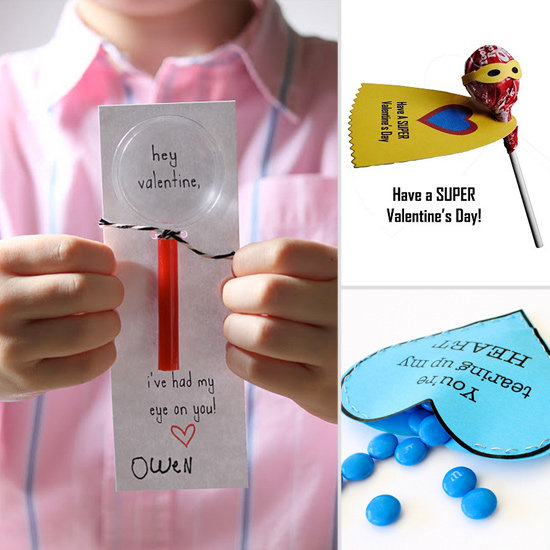 Valentine's Day Card and Gift Ideas For Boys. Previous 1 / 6 Next