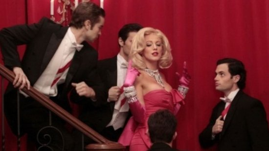 Video: Gossip Girl Sneak Peek — Blake Lively Channels Marilyn Monroe!