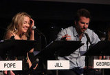 Kate Hudson and Bradley Cooper were at the Film Independent at LACMA Live Read of Shampoo.