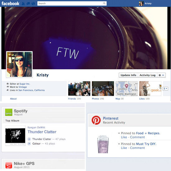 Facebook Apps Hit Your Timeline