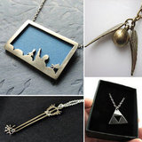 6 Nerdy Necklaces For Everyday Wear