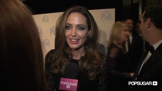 Video: Angelina Jolie Shares Her Biggest Directorial Compliment