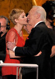 Michelle Williams and Christopher Plummer