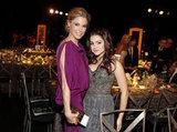 Julie Bowen and Ariel Winter
