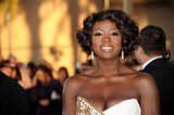 Viola Davis at the SAG Awards