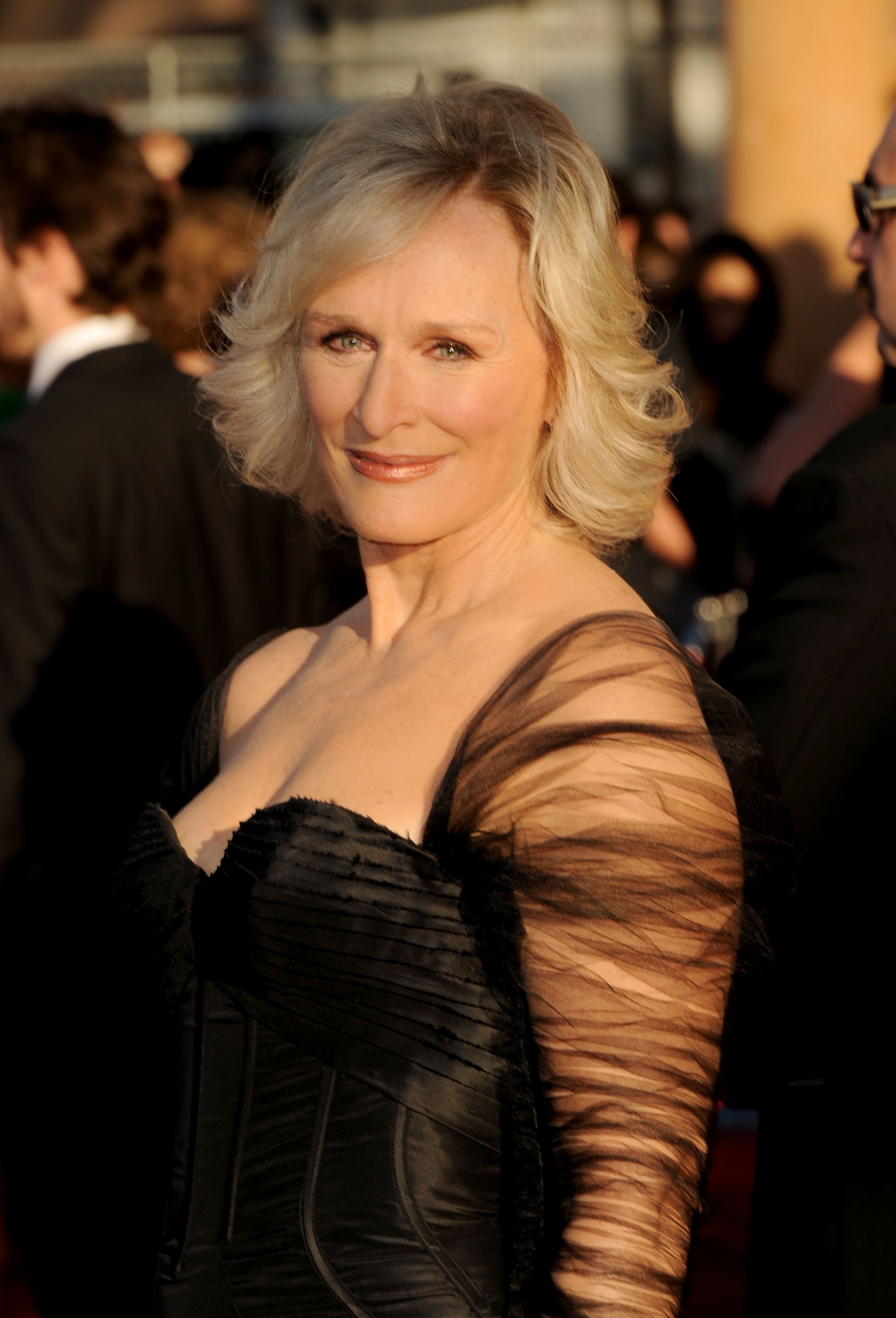 Glenn Close at the SAG Awards