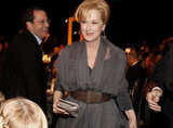 Meryl Streep at the SAGs.