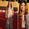 Jenna Ushkowitz at the SAG Awards 2012