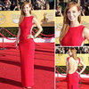 Ahna O'Reilly at the SAG Awards 2012