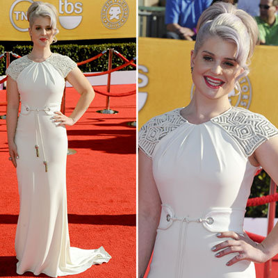 Kelly Osbourne at the SAG Awards 2012