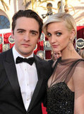 Boardwalk Empire's Vincent Piazza poses alongside girlfriend Ashlee Simpson.