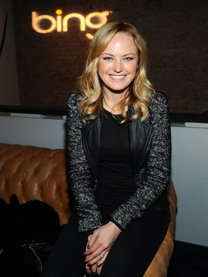 Malin Akerman in Bird By Juicy Couture