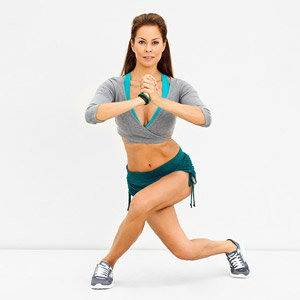 Brooke Burke's Full-Body Workout