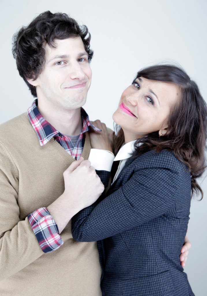 Rashida and Andy, 2012