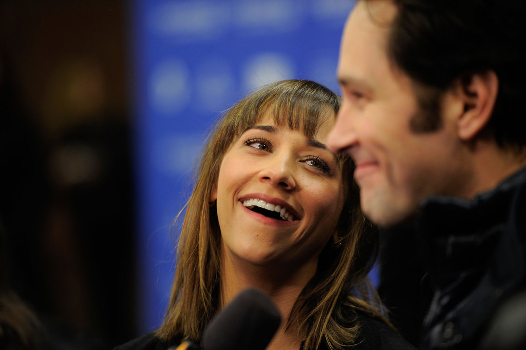 Rashida and Paul, 2011