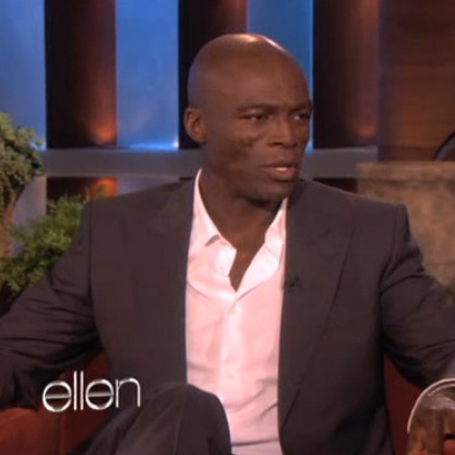 Seal Talking About Divorcing Heidi Klum on The Ellen DeGeneres Show
