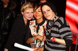 Kirsten Dunst, Rashida Jones, and Samantha Ronson hung out at Sundance.