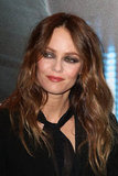 Vanessa Paradis curled her hair for a movie premiere in Paris.