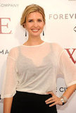 Ivanka Trump wore a sheer shirt to the NYC premiere of W.E..