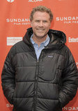 Will Ferrell wore a puffy coat to the Sundance premiere of Bachelorette.