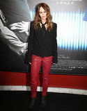 Vanessa Paradis Addresses Johnny Depp Breakup Rumours at Her Premiere