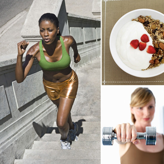 5 Ways to Get the Body's Metabolism Soaring