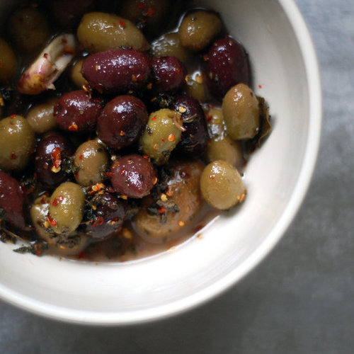 Marinated Olives Appetizer Recipe
