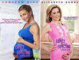 See Pregnant Cameron Diaz and the Other Moms in the What to Expect When You're Expecting Posters