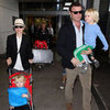 Naomi Watts Pictures in Australia With Sasha and Samuel