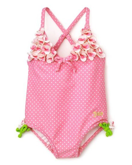 Juicy Couture Rosette Swimsuit ($68)