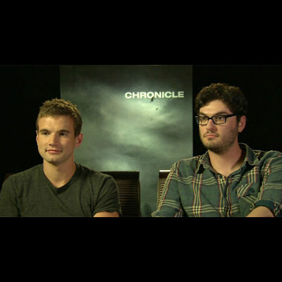 Video Interview With Chronicle Director Josh Trank and Australian Actor Alex Russell