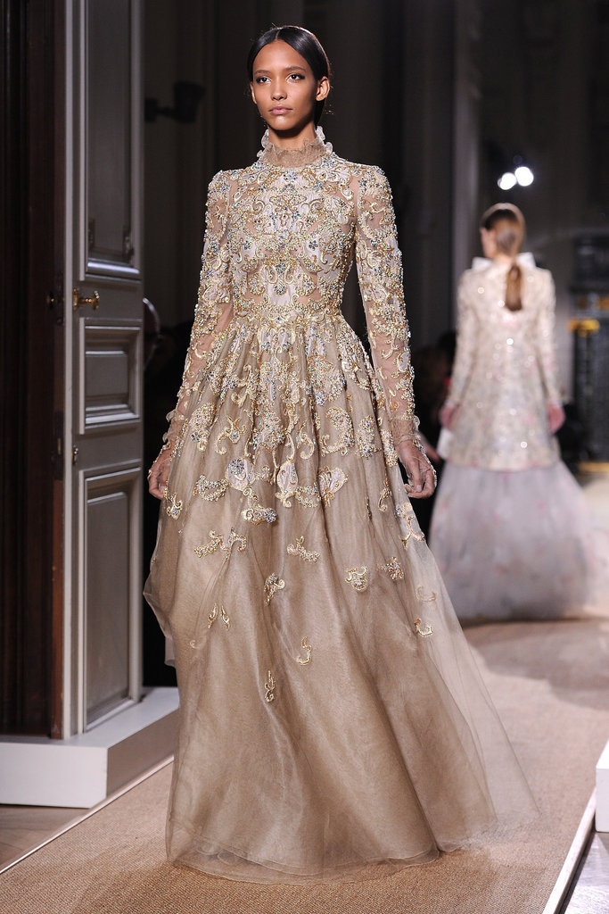 Couture Fashion Week: Valentino