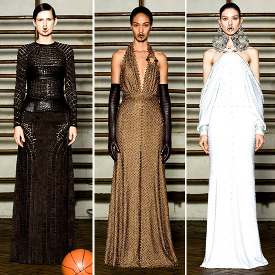 2012 Paris Couture Fashion Week: Givenchy
