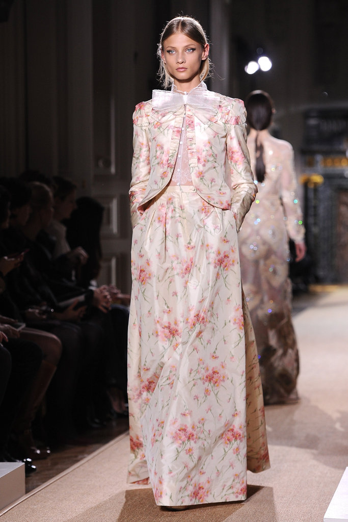 2012 Paris Couture Fashion Week: Valentino